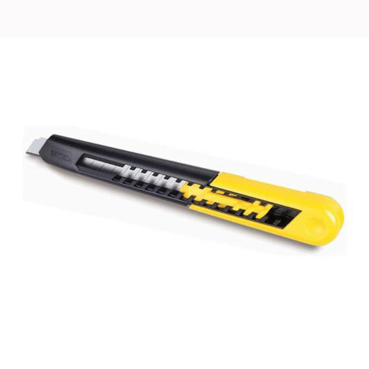 Törhető pengés vágókés 9 mm (STANLEY 0-10-150) - AKCIÓS
